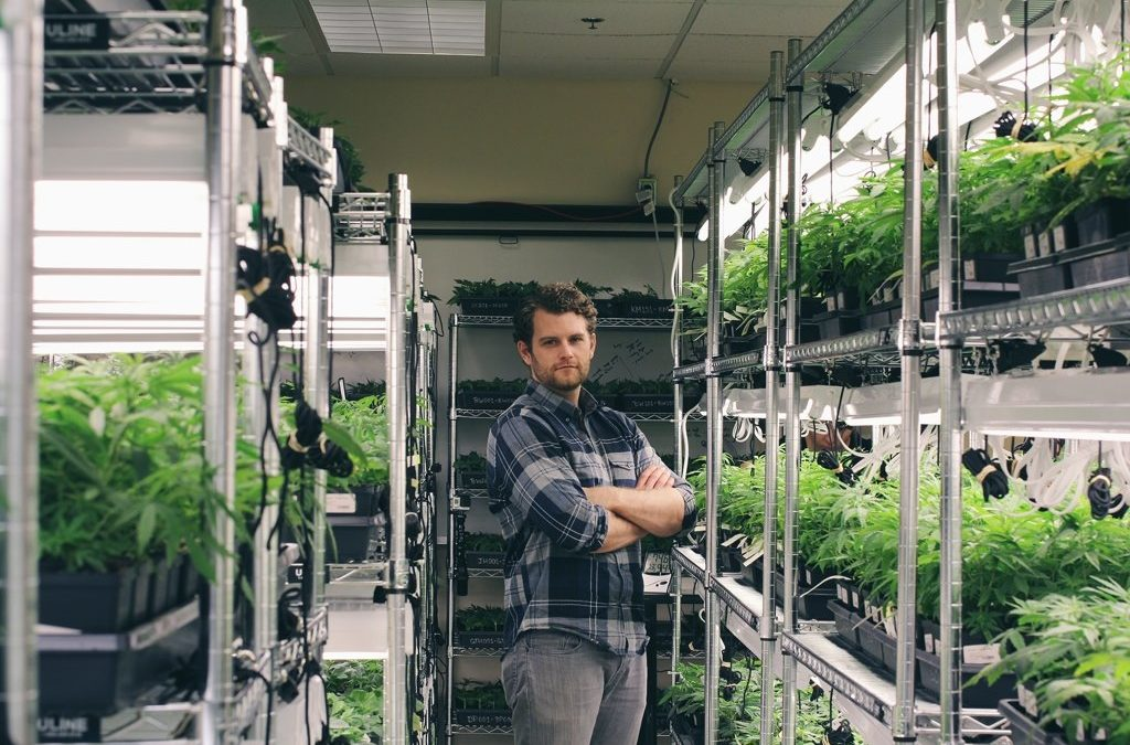 105 Chris Murray: Critical Analysis of Research and Cannabis Legalization