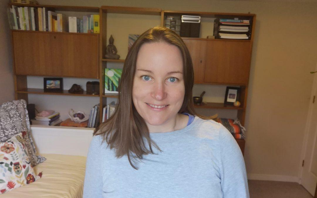 126 Shannon Crow: Yoga + Movement For Pelvic Health